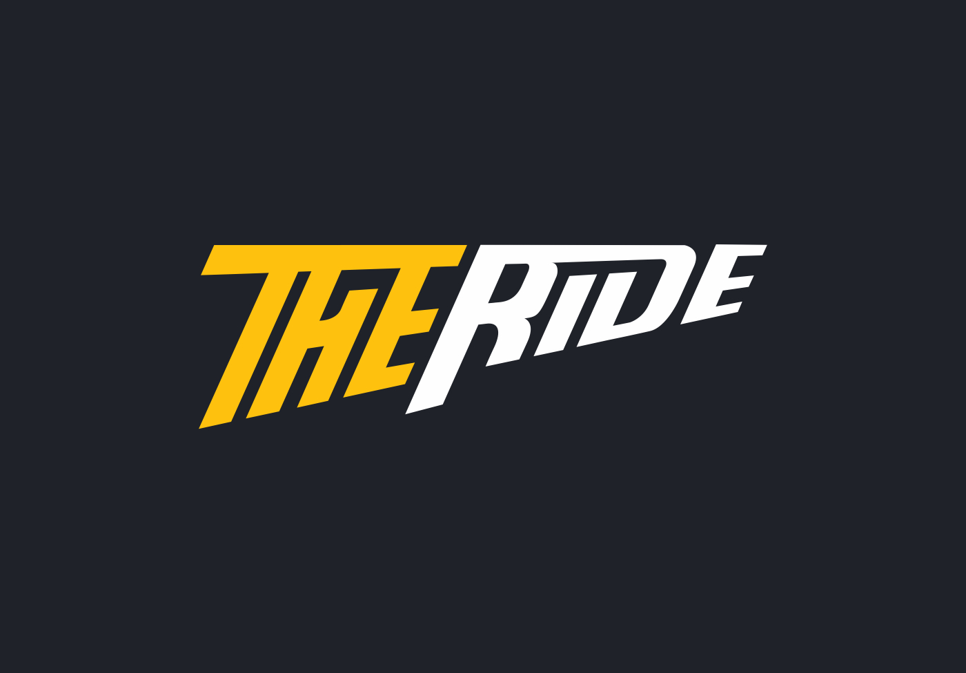 Behance Logo Portfolio - The Ride Brand