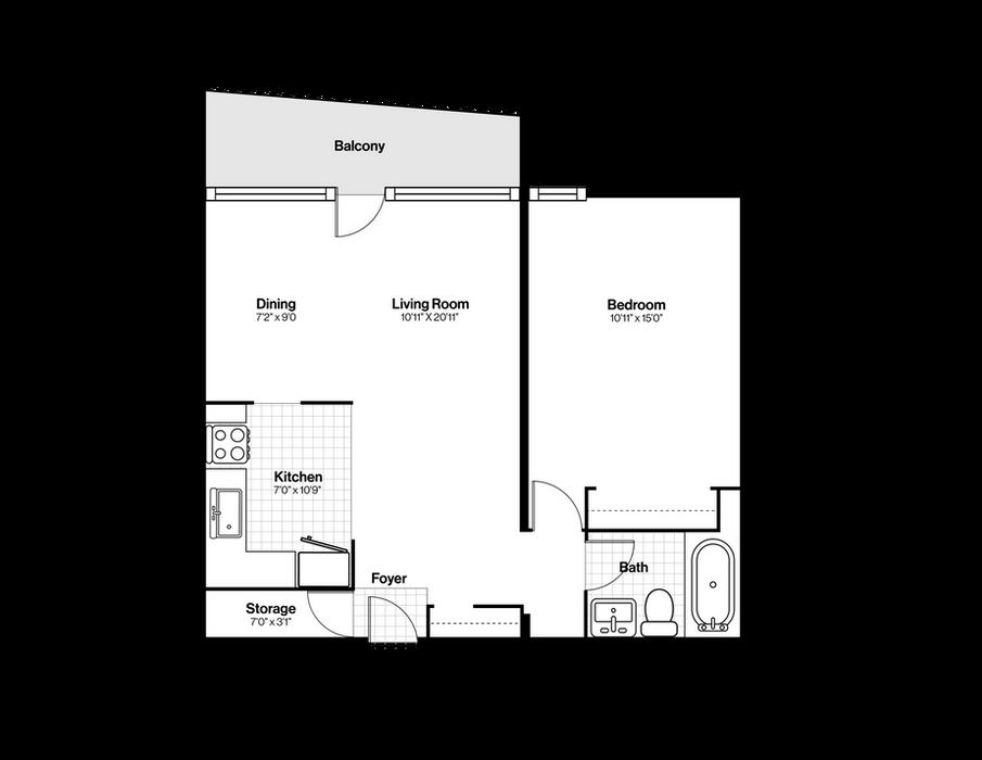 Floorplan Dimensions