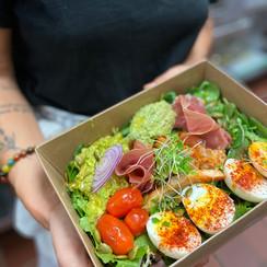 Paris Keto Salad