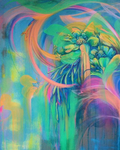 """""""Oda Tropical a William Morris"""""""