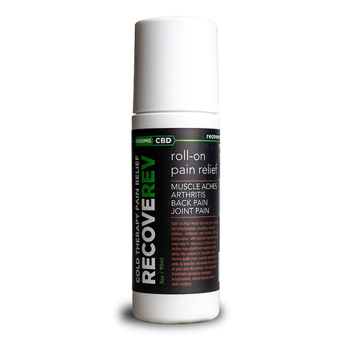 Cold Therapy CBD Pain Relief Roll-On 1000MG