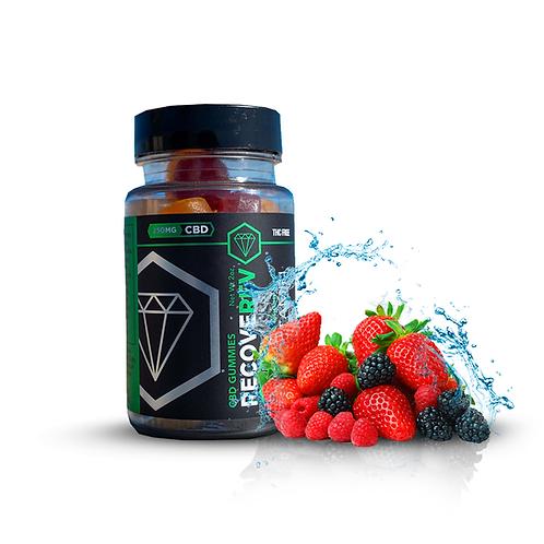 Gummies 250mg CBD & MultiVitamin - Sugarfree - Fruit Flavor