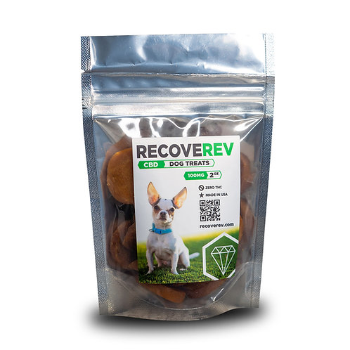 CBD Dog Treats 100MG