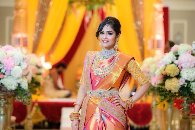 Story of my Kanjeevaram: Gold and Beautiful