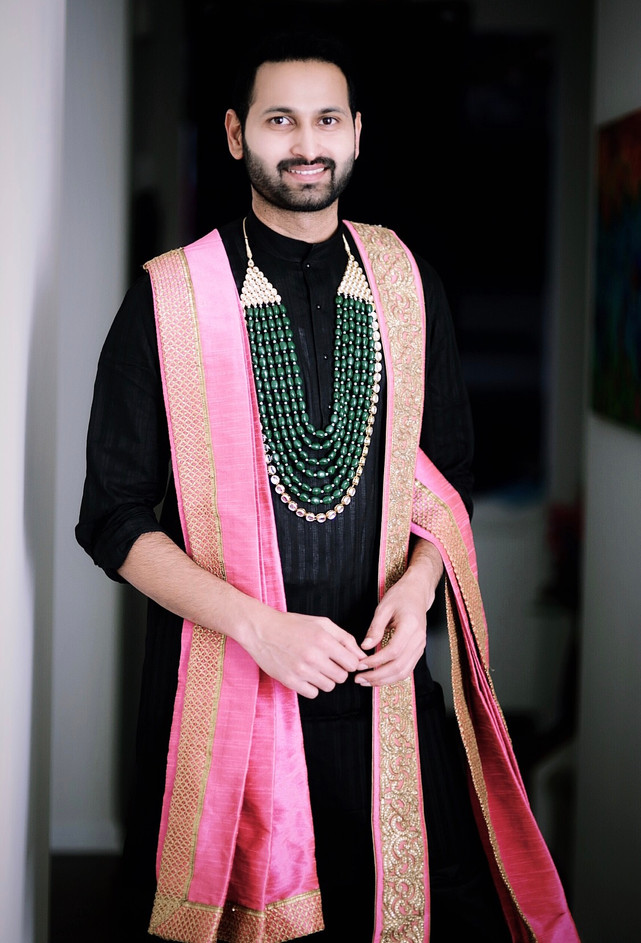 Wedding Season Part 1 :: A Guide to Indian Groom Jewelry