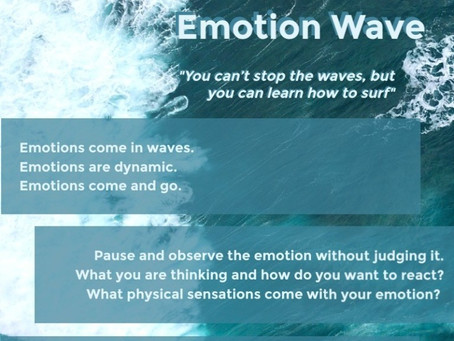 RIDING YOUR EMOTION WAVE