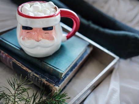How to Ease those Christmas Blues…