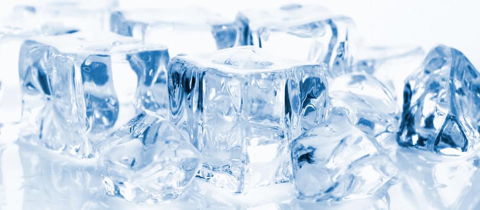 Jak potraviny v lyofilizátoru mrznou