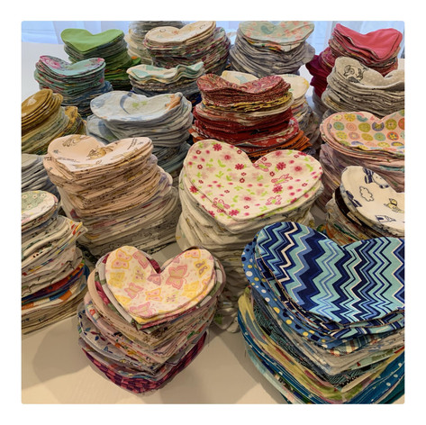 Stacks and stacks of Snuggle Hearts.jpg