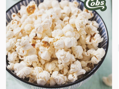 Popcorn for all who've popped out a premmie/sick bub!