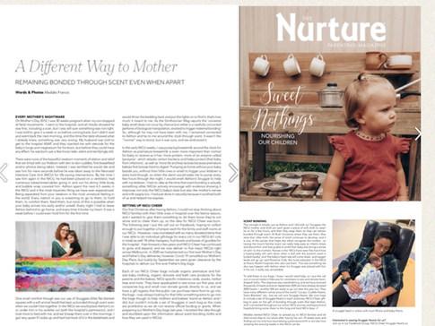 Nurture Magazine Article