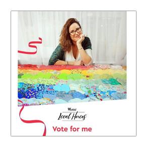 VOTING NOW OPEN!!!