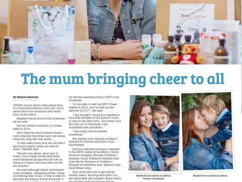 KIDS Magazine Article