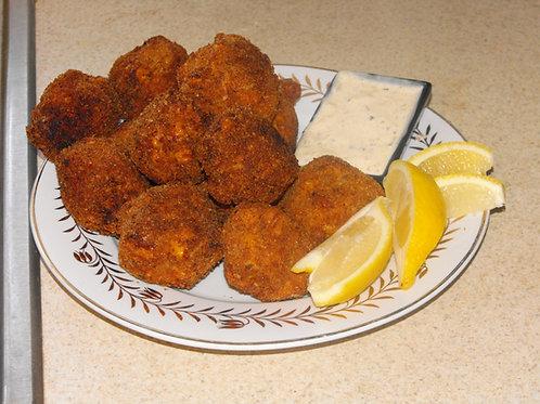 creole seafood croquettes(1 dozen)