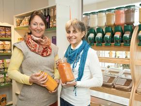 """Claro-Produkte nun im """"Querbeet"""" in Vaduz erhältlich"""