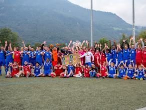 Weltfriedensfussballspiel 21. September 2016
