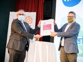 Vaduz ist Fairtrade Town geworden