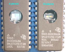 SMJ27C256-17JM