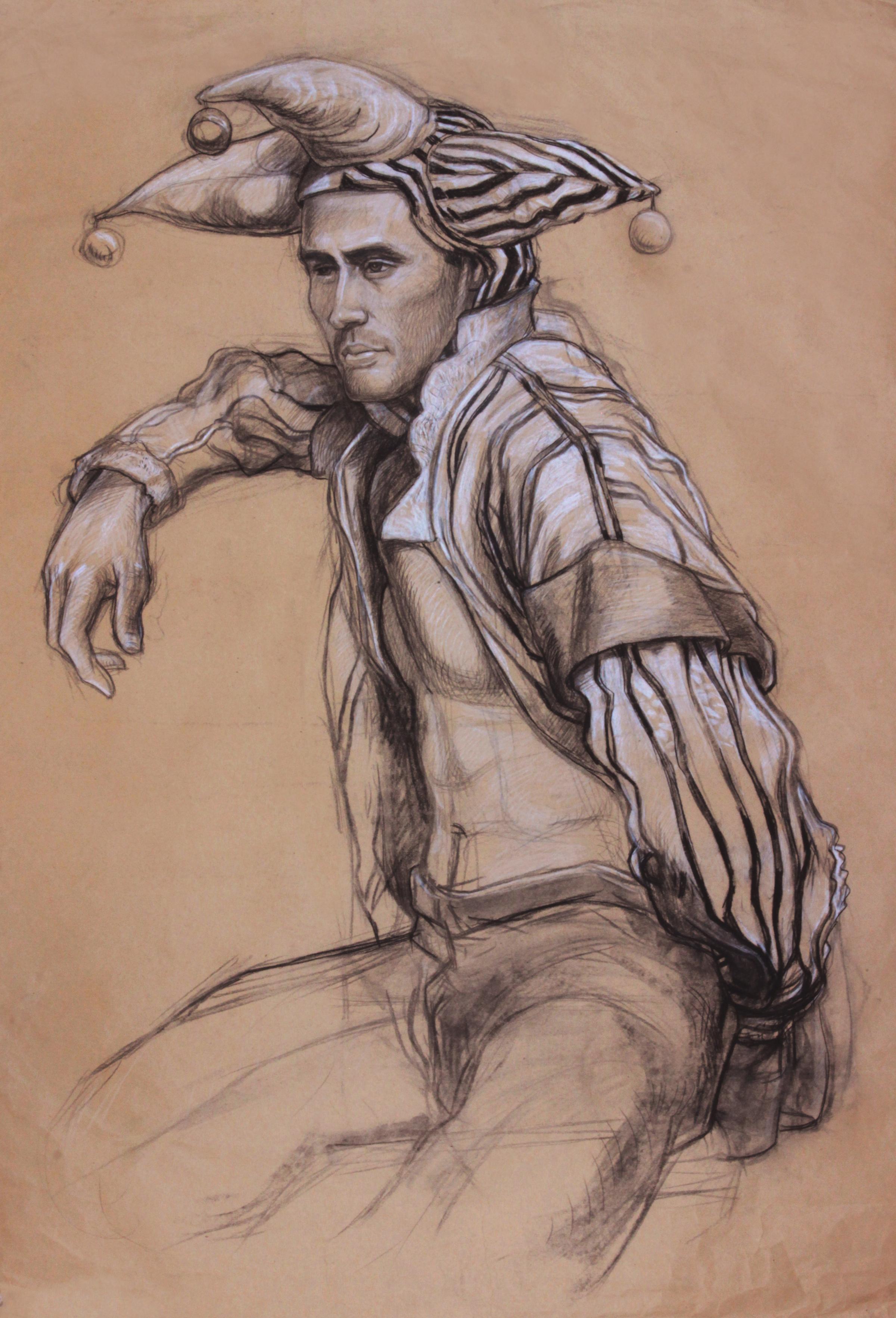 Jose Jester Portrait