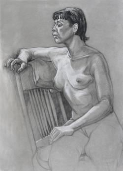Amy AA Model & Chair