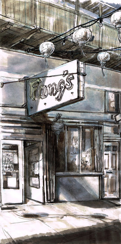 Chinatown Fongs storefront
