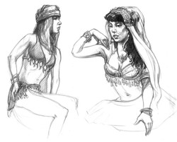 TD Dancer Headdress Portrait 2