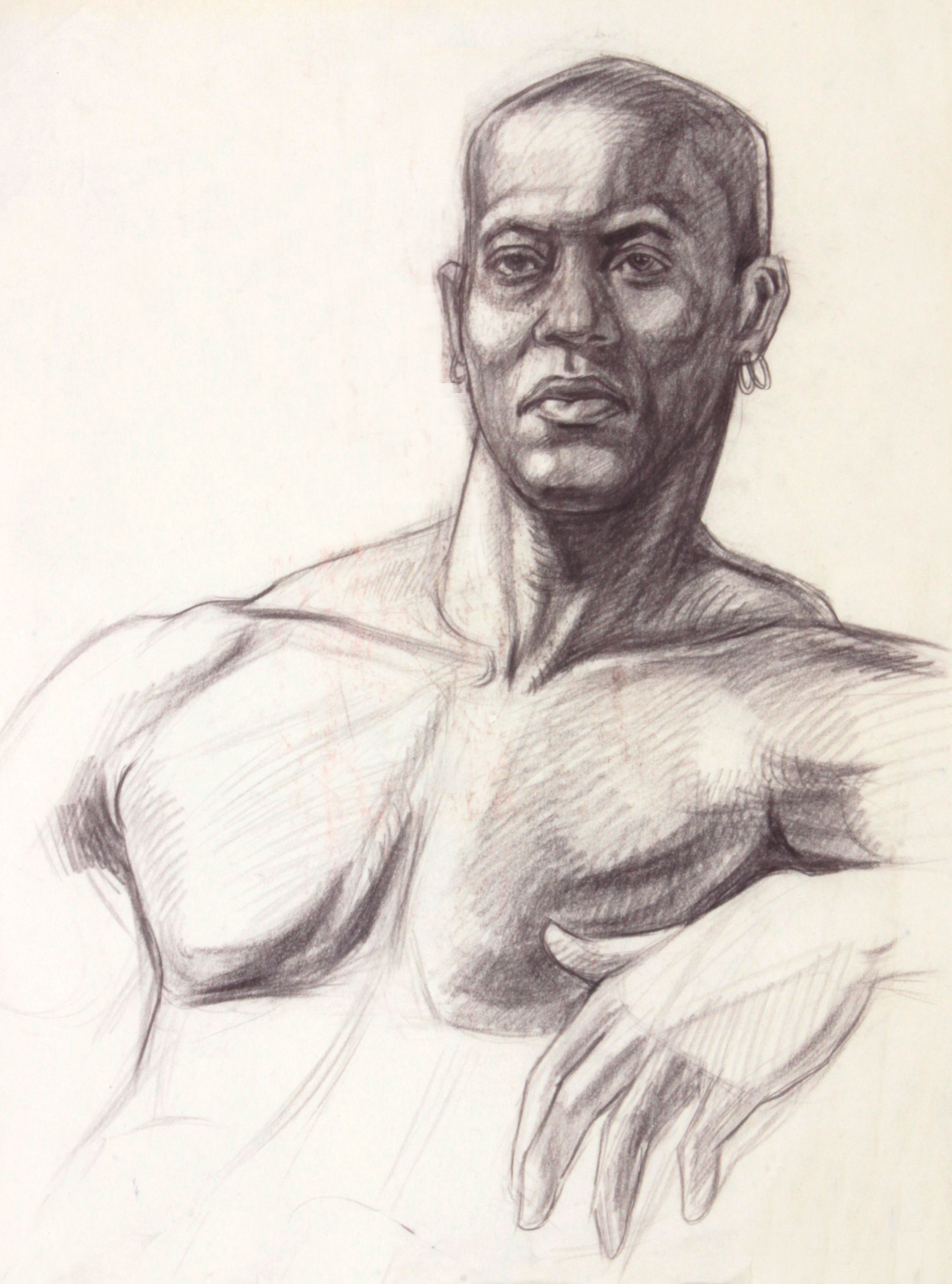 Torin Portrait Body