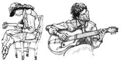 Otis Richard Frontal Guitar