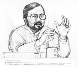 Judge Ito Portrait