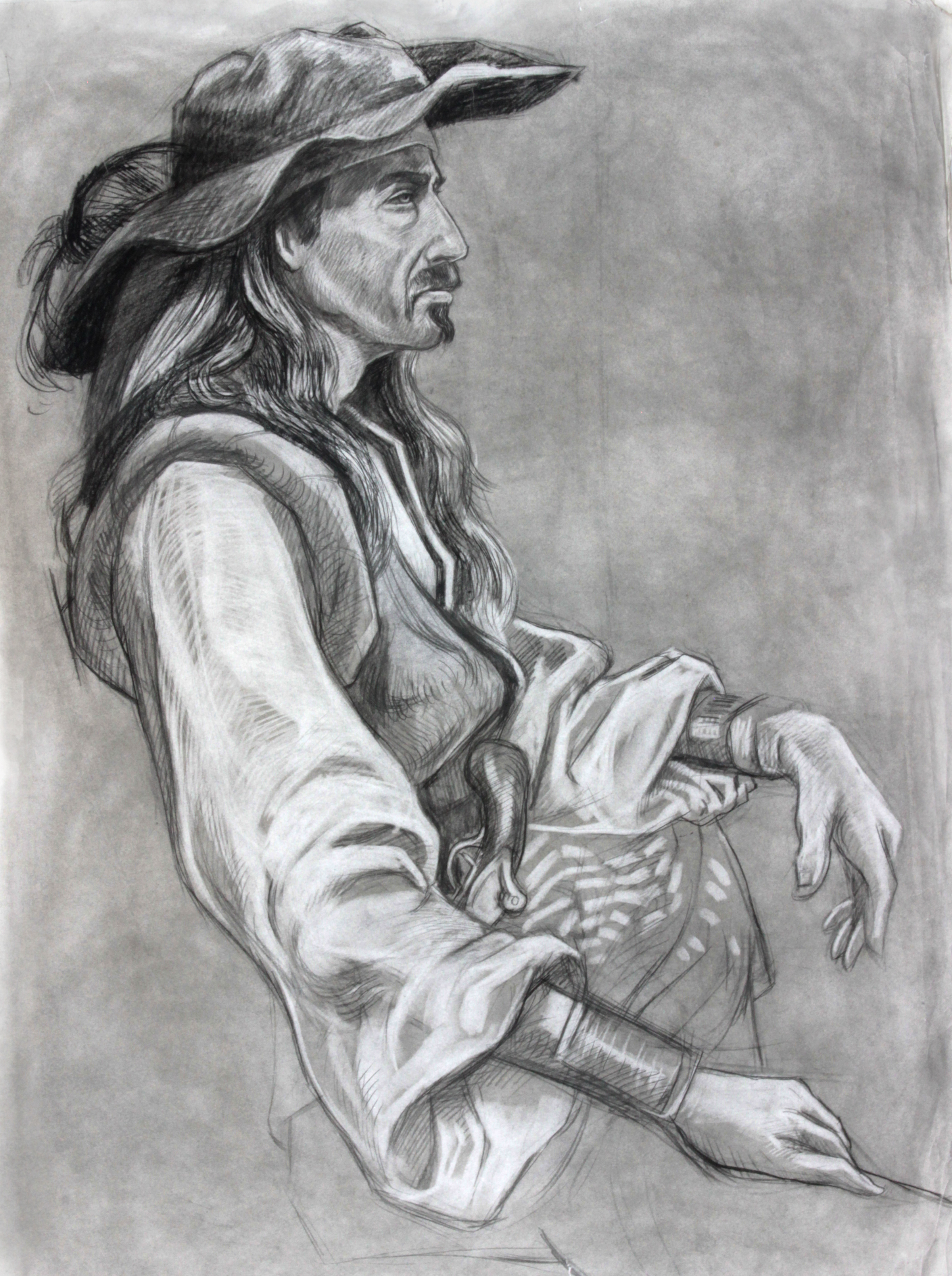 Nils Pirate Portrait