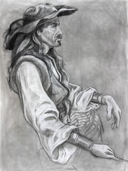 Nils Pirate Portrait