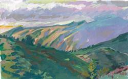 San Dimas Ridge