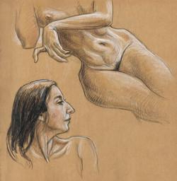 Otis Saras Profile & stomach