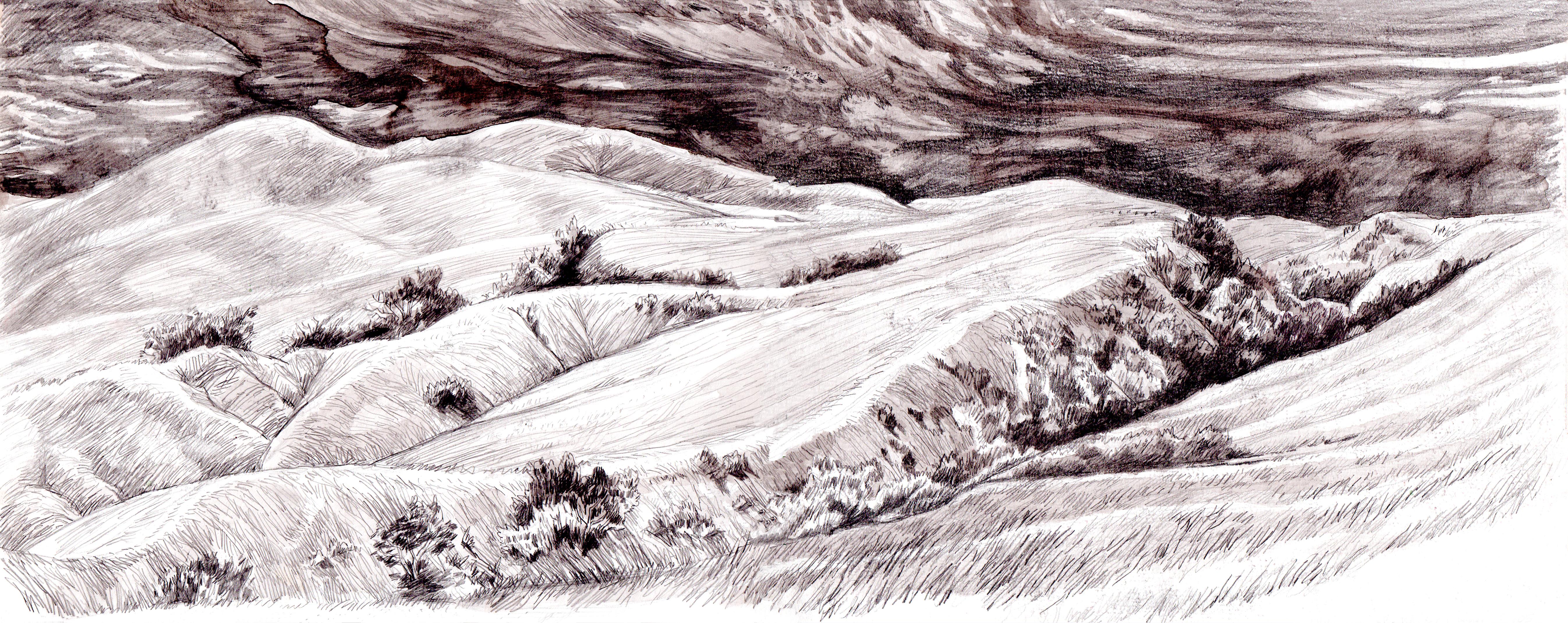 Chino Hills Raptor Ridge Storm