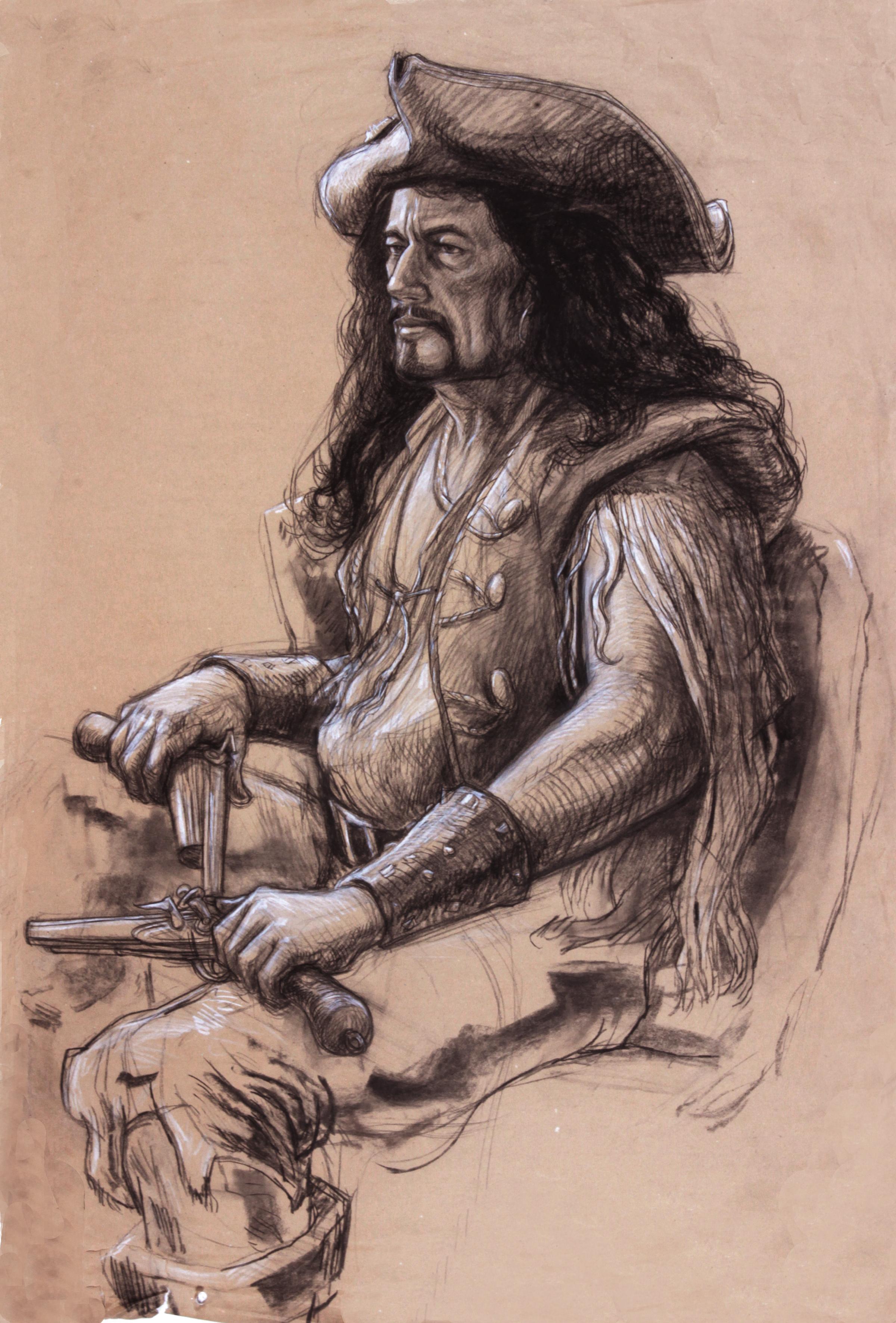 Oboron Pirate & Gun