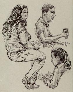 3 Three Good Ink People