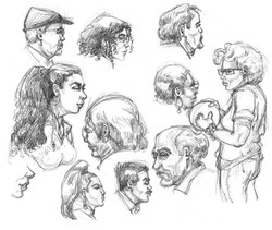 PFire Various Heads