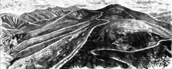 Chino Hills Burnt Bane Ridge Ink