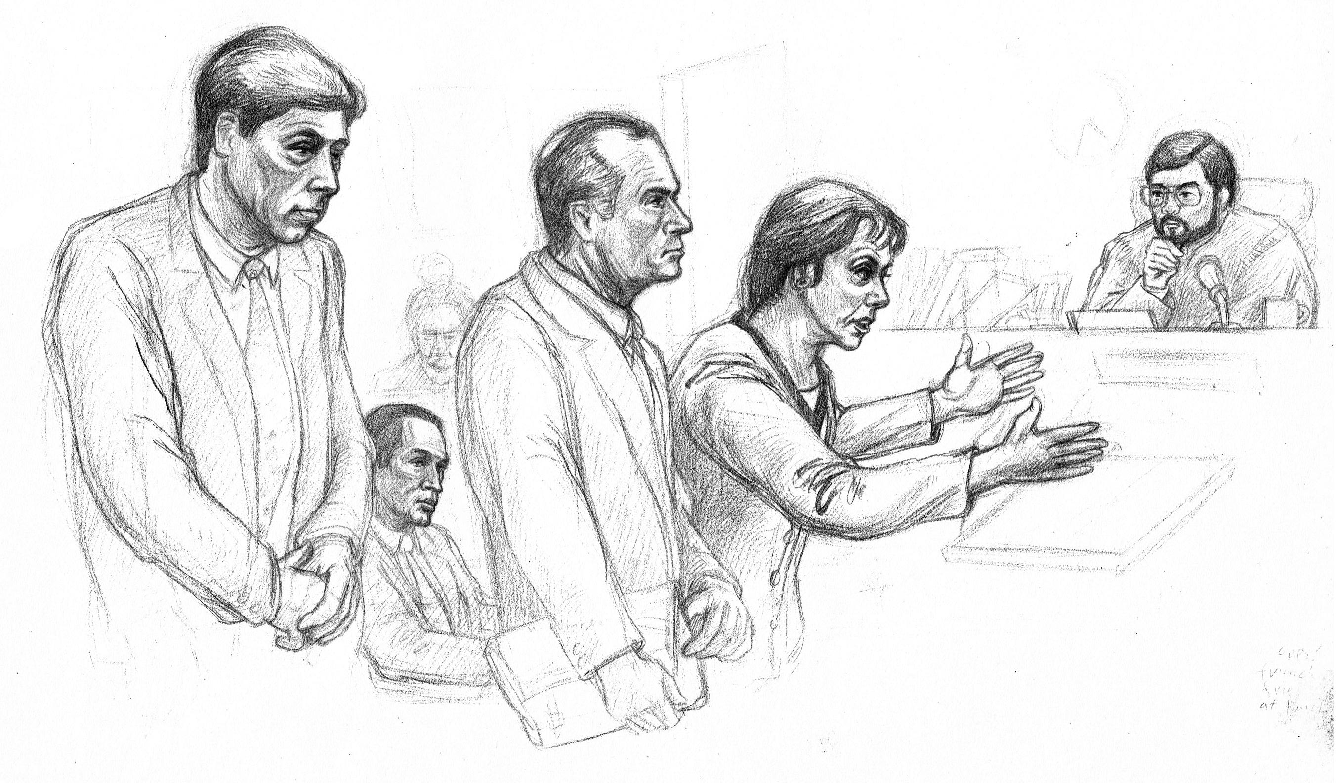 Fuhrman, Lawyer & Marcia Court