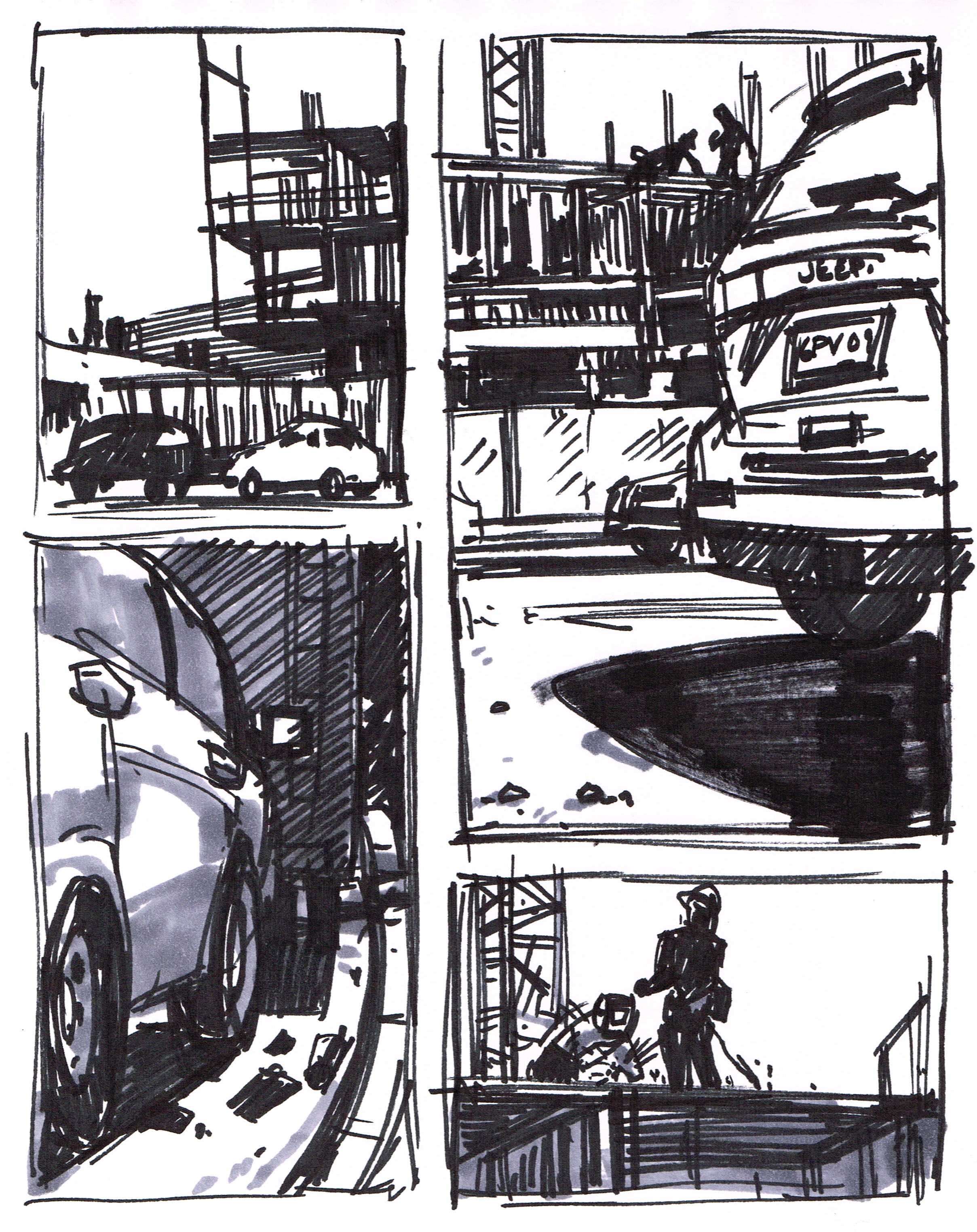 Street Car Thumbnails