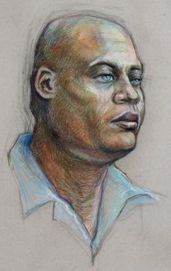 Bill R Color portrait 2