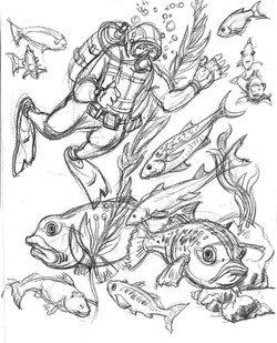 Diver Fat & Groupers 2