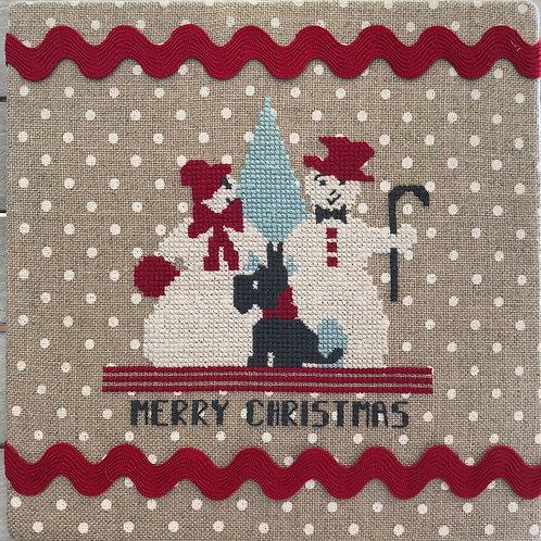 Merry Snowpeople