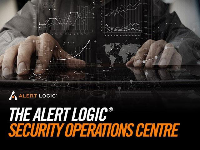 Alert Logic Managed Detection & Response