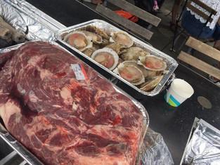 華族会  豪華BBQ 開催報告