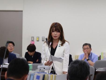 平成30年決算特別委員会-10月3日-(全文公開)