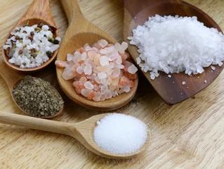 Полезные свойства соли. Соль, как лекарство