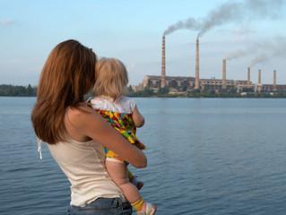 Загрязнение воздуха негативно влияет на память детей!