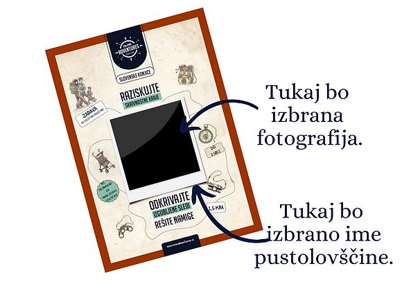Slovenske Konjice - Zastrupljena struga zmajeve sline