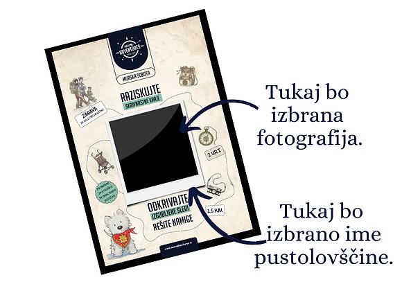 Murska Sobota - Personalizirana - V Iskanju Večne Mladosti